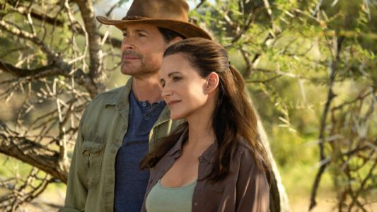 Cozy Up With This Trailer for Netflix Original HOLIDAY IN THE WILD Starring Rob Lowe and Kristin Davis