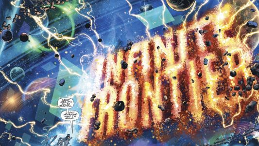 Read the first six pages of DC's game-changing Infinite Frontier 0