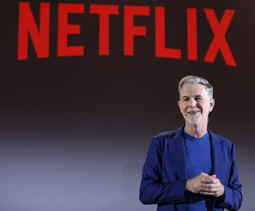 Netflix is issuing another $2 billion of junk bonds to fund its cash-burning content business