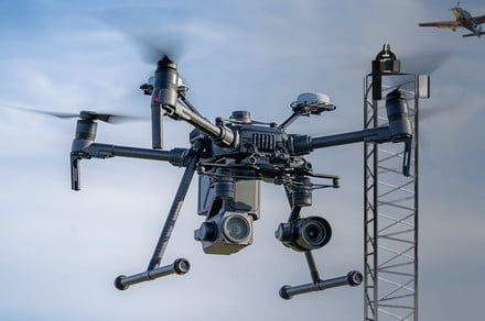 U.K. has plans to create aerial drone zone superhighways to contain UAV traffic