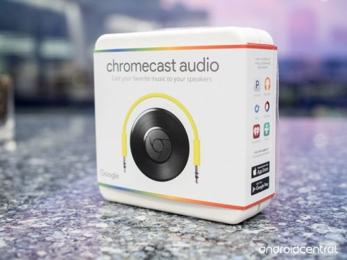 The Chromecast Audio is being discontinued