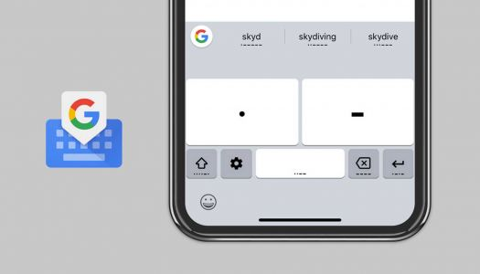 Your iPhone now does Morse Code thanks to Google's Gboard keyboard - CNET