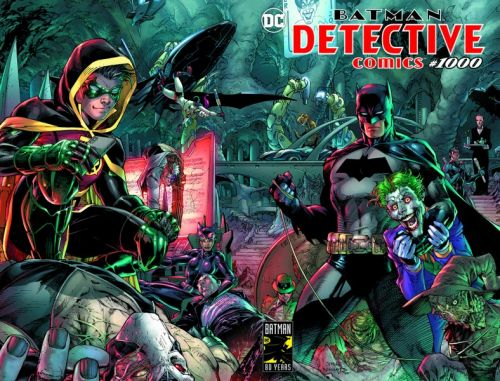 DC Brings Rocksteady's Arkham Knight Into Comic-Book Continuity