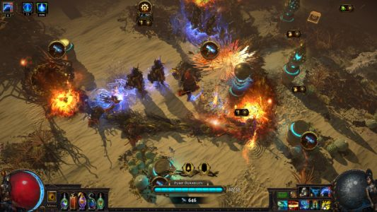 Path of Exile's Blight Expansion Arrives September 6