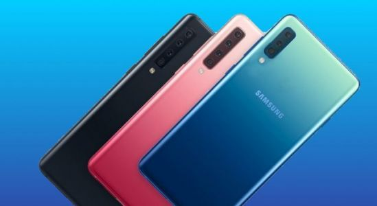 Galaxy A50 detailed renders and specs leaked