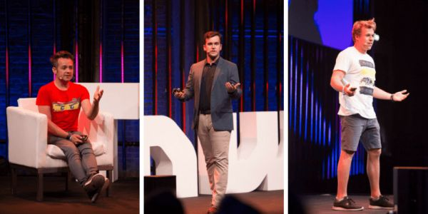 The future of sports at TNW2018: Drone racing, Gattaca, and more