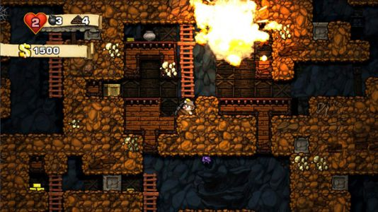 The Greats: Spelunky ( 5)