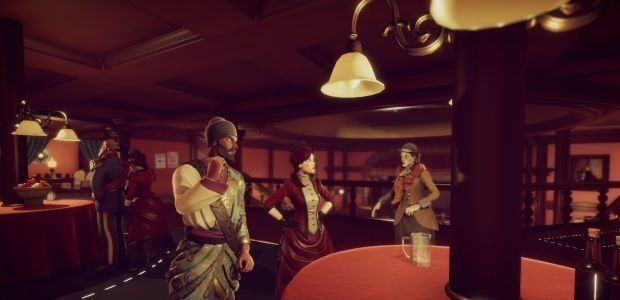 Chase Murderous Pursuits in its open beta this weekend