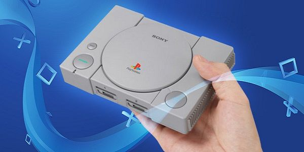 Sony Joins The Retro Console Game With The PlayStation Classic