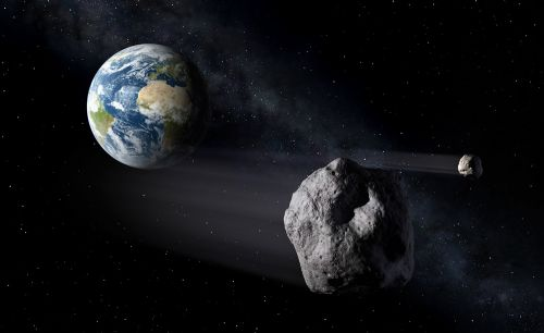 A 'potentially hazardous' asteroid bigger than Earth's tallest skyscraper is about to fly near our planet