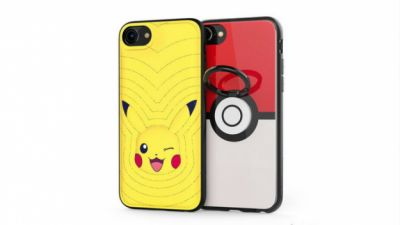 These Pokémon iPhone Cases Are a Must-Have for Any Trainer