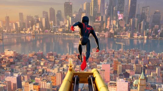 'Spider-Man: Into the Spider-Verse' is a perfect palate cleanser ahead of 'Avengers: Endgame'