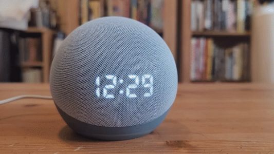 Amazon Echo Dot with Clock review: A mostly aesthetic update