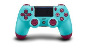 Sony reveals four new brightly coloured DualShock 4 PS4 wireless controllers