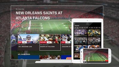 Live sports streaming service DAZN launches in Canada with exclusive NFL Game Pass rights