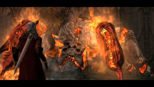 Devil May Cry Launches On Nintendo Switch Today