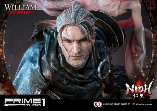 This Nioh Statue Will Only Set You Back $1,000