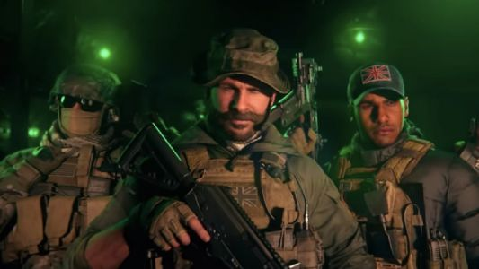 Call Of Duty: Modern Warfare Quietly Loses Two Maps