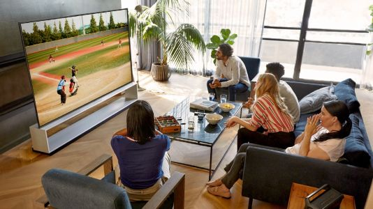 TV viewing distance: how far away should you sit&quest