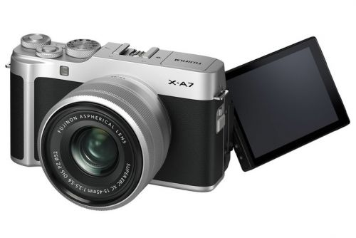 Fujifilm X-A7 camera kit is £495 in Amazon Summer Sale, that's 29% off