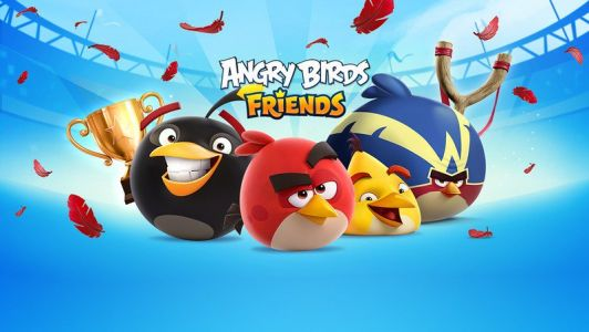 Angry Birds Friends is now available through the Microsoft Store
