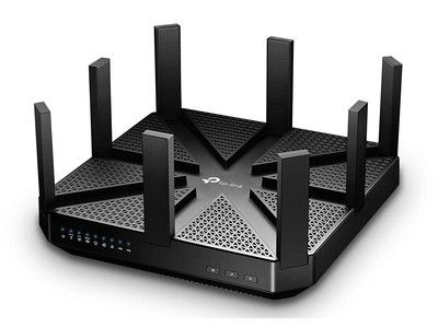 Upgrade your internet with $60 off TP-Link's Archer C5400 tri-band router