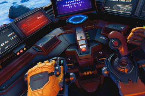 No Man's Sky is coming to VR