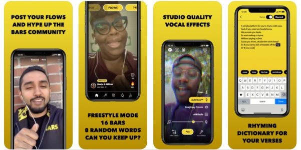 Facebook's new BARS app will help aspiring rappers with sicks beats as they spit verses