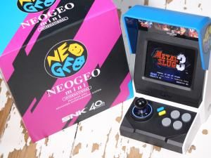 Neo Geo Mini Review - A SNES And PlayStation Classic Beater?