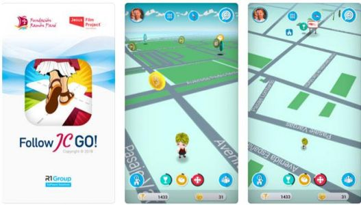 Vatican Releases A POKEMON Go-Like Game That Let's Players Collect Saints
