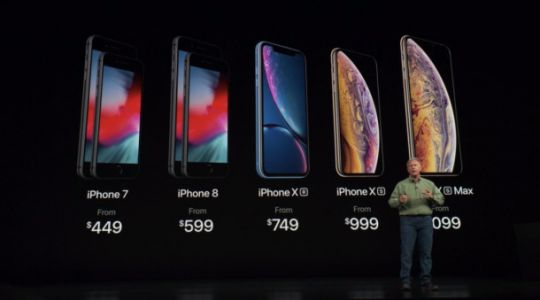 You can save more than $1,400 on your iPhone XS purchase with the right plan