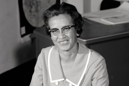 Katherine Johnson, mathematical pioneer of early spaceflight, dies at 101