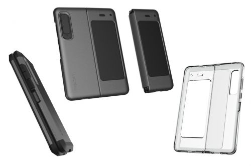 This is what folding phone cases will look like