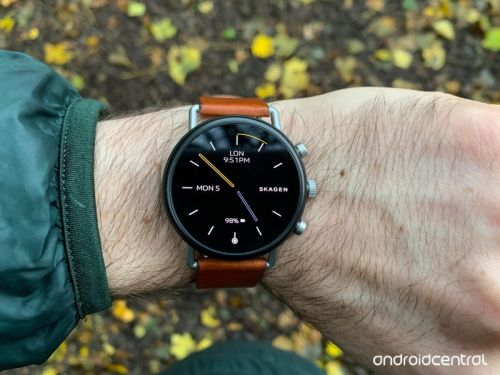 Skagen Falster 2 review: A gorgeous, flawed smartwatch that's easy to love