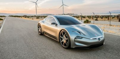 Fisker's EMotion Tesla competitor will make its official debut at CES 2018