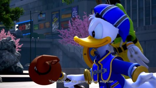 Kingdom Hearts III Redeems Donald Duck