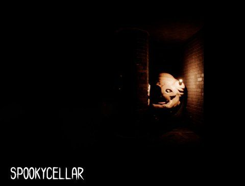 SpookyCellar Revels In The Horrors Of A Scary Basement