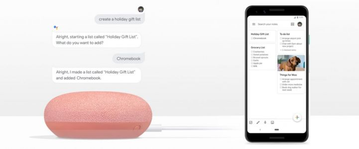 Google Assistant prend désormais en charge Keep, Any.do et d'autres apps de notes