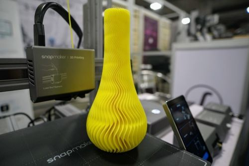 Hands-on with the Snapmaker 2 3-in-1 3D printer at CES 2019