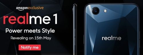 Realme 2 and Realme C1 get November security update