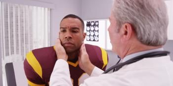 Blood Test Clears Athletes for Play Following a Concussion
