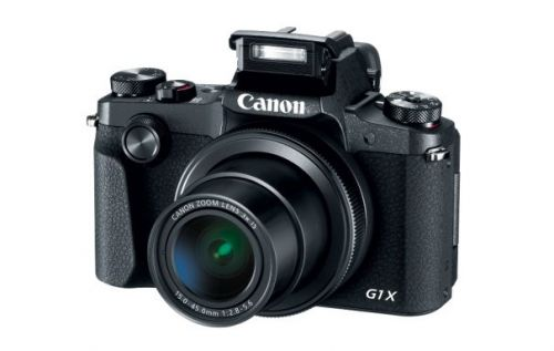 Canon PowerShot G1 X Mark III takes point-and-shoot up a notch
