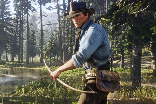 The latest PS4 Pro bundle comes with Red Dead Redemption 2 for no extra cost
