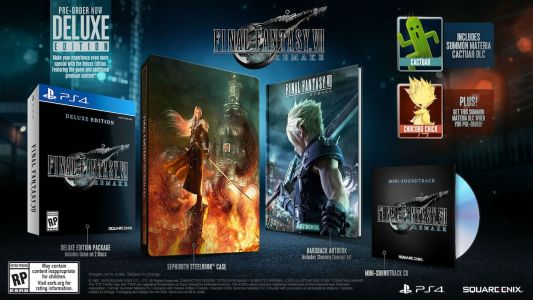 Preorder Final Fantasy VII Remake Is $49.95 Right Now