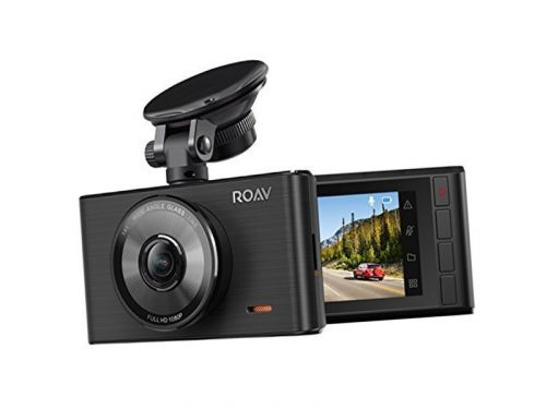 Stay prepared with Anker's shock-activated Roav dash cam for just $45
