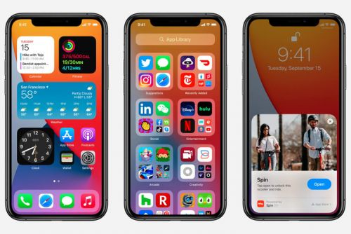 Apple iOS 14, iPadOS 14, tvOS 14 and WatchOS 7 available tomorrow