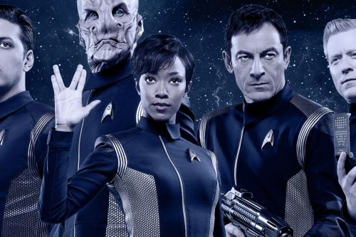 Star Trek is getting a series of standalone mini 'Short Treks' episodes