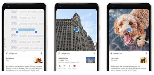 Google's Lens AI camera is now a standalone app