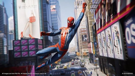 Spider-Man will be a PlayStation-exclusive free DLC character for Marvel's Avengers