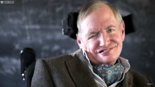 You Could Own Stephen Hawking's Thesis, Wheelchair